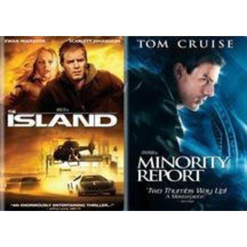 Island/Minority Report, The (Widescreen)