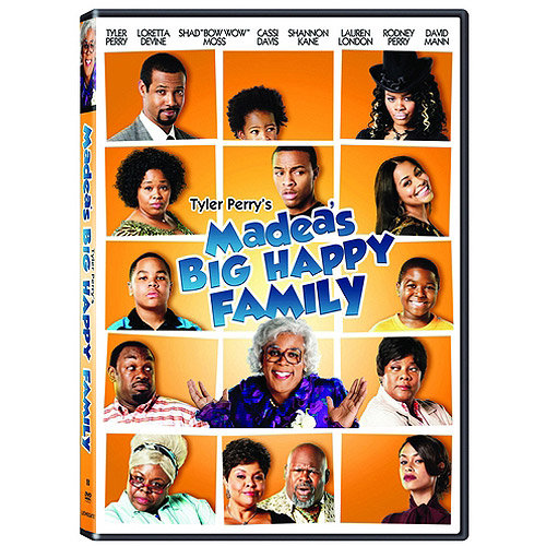 Tyler Perry's Madea's Big Happy Family (The Movie) (With INSTAWATCH) (Widescreen)