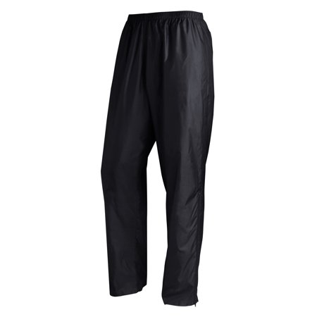 Hardshell Pants - M&P Polyester Shell Elasticized Waistband Chicago Wind Pants
