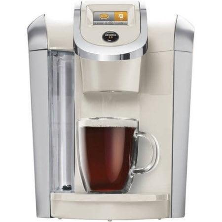 Keurig K425 Coffee Maker/Color: Sandy Pearl