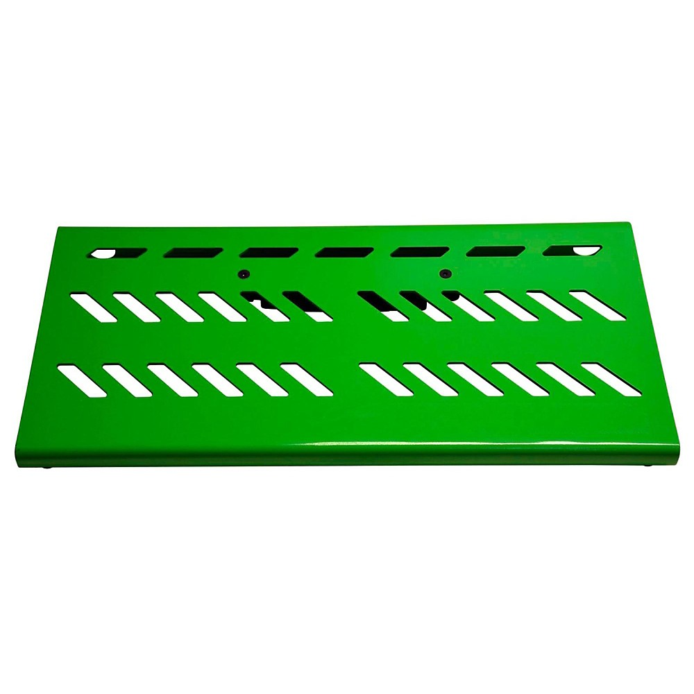 Gator Aluminum Pedal Board Large with Bag Green by Gator
