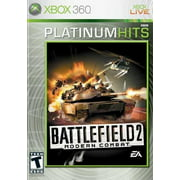 Battlefield Bad Company 2 Platinum Hits, EA, XBOX 360, 014633197105