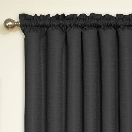 Curtains Ideas curtains eclipse : Eclipse Samara Blackout Energy-Efficient Thermal Curtain Panel ...