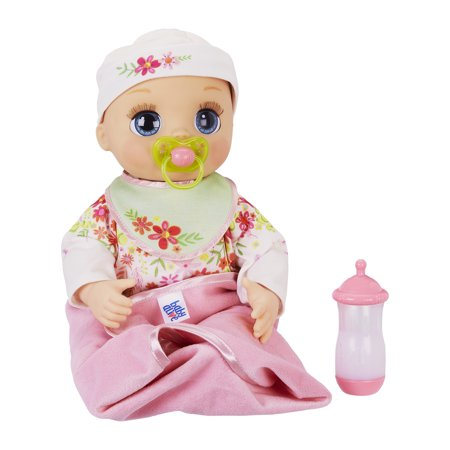 Baby Alive Real As Can Be Baby - Blonde Sculpted Hair