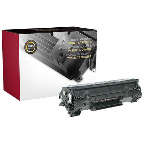 CIG Remanufactured Extended Yield Toner Cartridge (Alternative for HP CB436A 36A) (3,000 Yield)