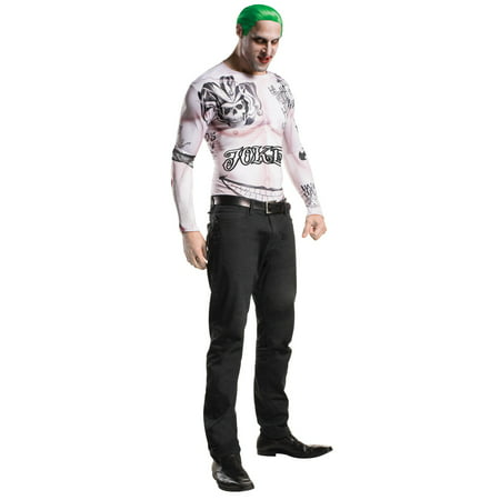 Suicide Squand Joker Adult Costume](New 52 Joker Halloween Costume)