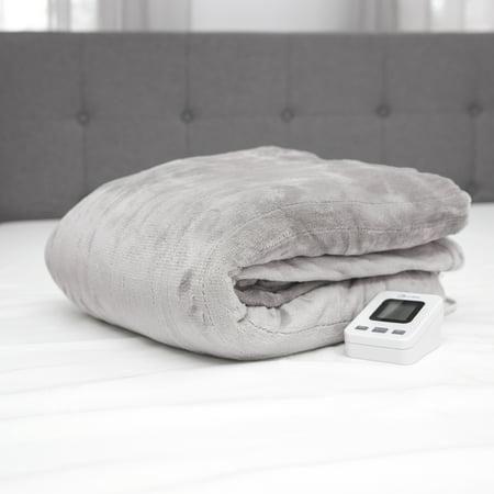 SensorPEDIC Electric Warming Blanket with SensorSafe & Digital Controller