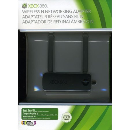 Microsoft Xbox 360 Wireless N Network Adapter - Walmart.com
