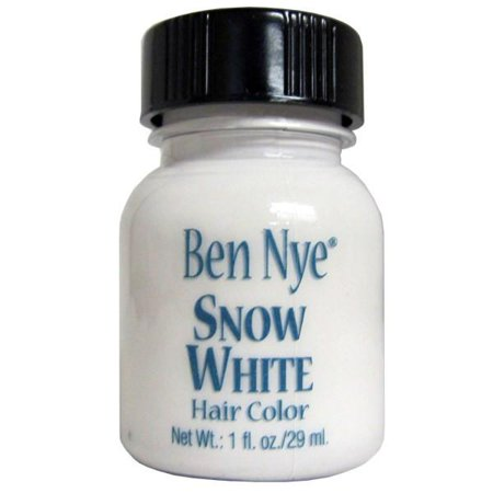 Ben Nye Snow White Liquid Hair Color 1 Oz