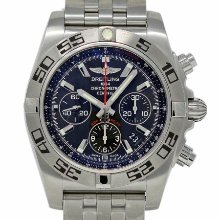Pre-Owned Breitling Chronomat AB0116 Steel  Watch (Certified Authentic & Warranty) ()