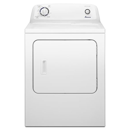 Amana NGD4655E 29 Inch Wide 6.5 Cu. Ft. Gas Dryer with Automatic Dryness Control