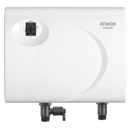 Atmor 3kW/110V Supreme Series Tankless Electric Instant Water Heater Single Sink, Point of Use