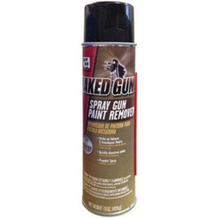 Klean-Strip Naked Gun Cleaner, Aerosol, 15-oz, Pt# ENGC11131