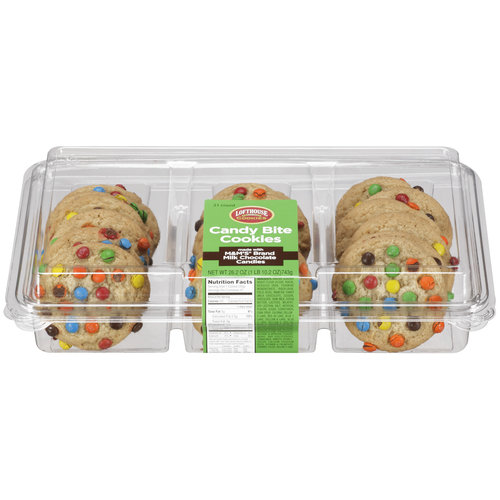 Lofthouse Candy Bite Cookies, 21ct