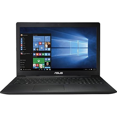 Asus X553SA-BHCLN10 15.6 Inch Laptop (Intel Celeron Processor, 4GB, 500 GB HDD, Windows 10, Black)