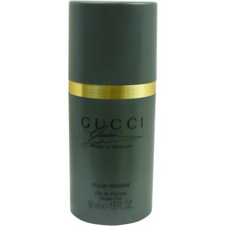 Gucci 14897395 Made To Measure By Gucci Shaving Gel 1.7 Oz GUCCI MADE TO MEASURE by Gucci SHAVING GEL 1.7 OZ