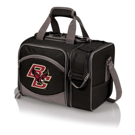 Boston College Malibu Picnic Cooler (Black)