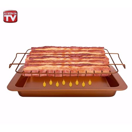 Gotham Steel Bacon Bonanza Cooker, 2 Piece