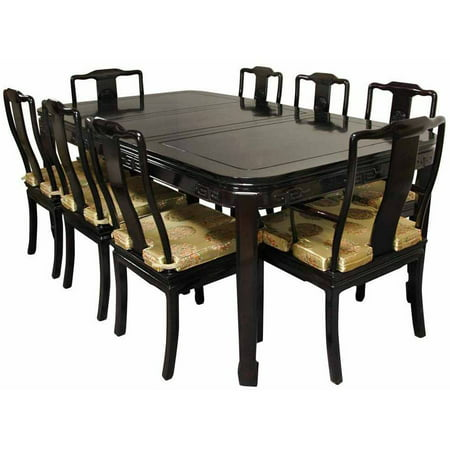 Oriental Dining Room Rosewood