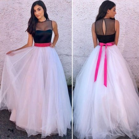 Women Long Sexy Evening Party Ball Prom Gown Formal Bridesmaid Cocktail Dress](High School Prom Decorations)
