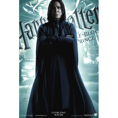 Harry Potter and the Half-Blood Prince (2009) 11x17 Movie Poster