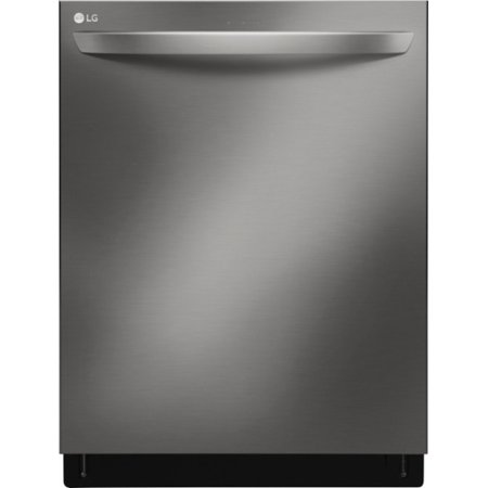 LG LDT7797BD - Dishwasher - built-in - Niche - width: 24 in - depth: 24 in - height: 33.5 in - black stainless steel