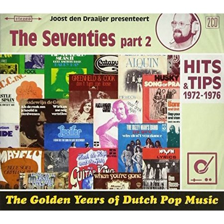 Golden Years Of Dutch Pop Music: The Seventies 2 / Various (CD)](Seventies Attire)