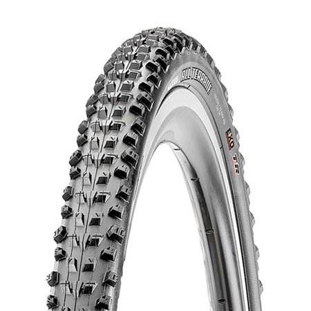 Maxxis Rambler Gravel and Dirt Road Racing Tire - 700Cx38C, Folding, Dual, EXO, TR, 120TPI, Black - (Best Tires For Gravel Roads)
