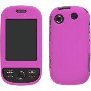 Two piece Soft Touch Snap-On Case for Samsung Messager Touch SCH-R630, SCH-R631 - Pink