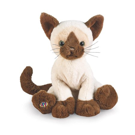 Siam Cat (Webkinz Siamese Cat Collectible Kids Plush Toy - By Ganz )