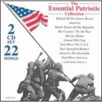 Essential Patriotic Collection (CD)