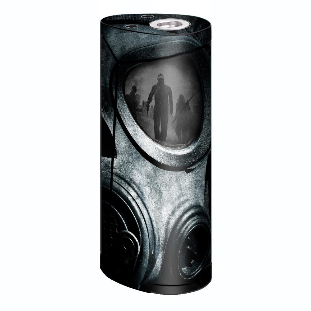 Skins Decals For Smok Priv V8 60W Vape   Gas Mask War Apocolypse by Itsaskin