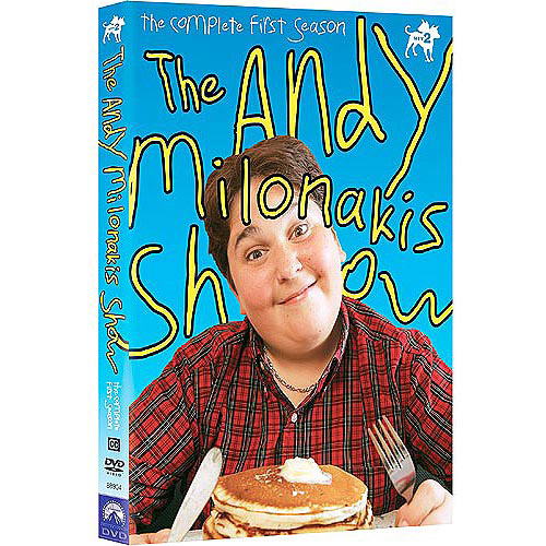 The Andy Milonakis Show: The Complete First Season (Full Frame)