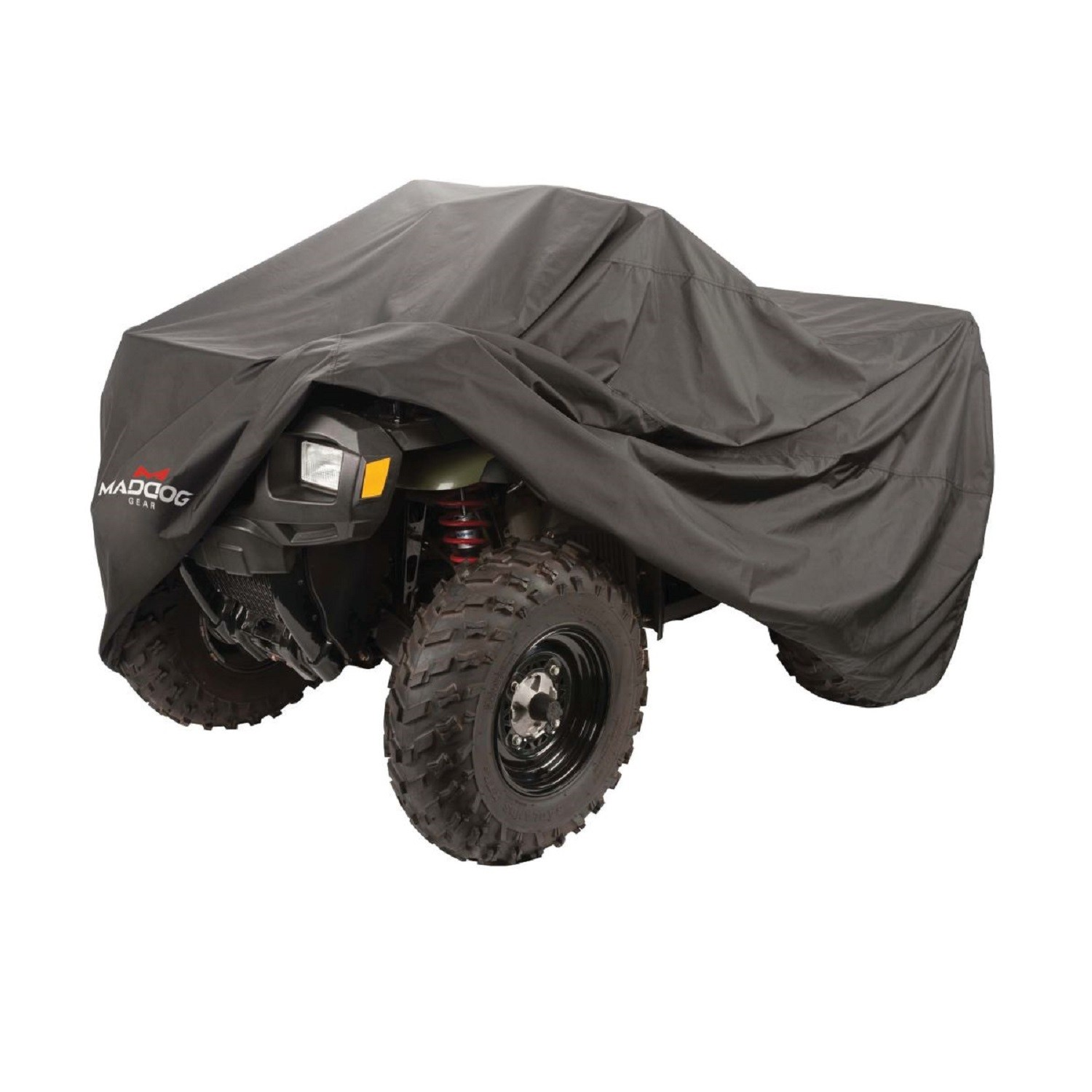 QUAD ONE SIZE FITS ALL Camo Cover Lawnmower ATV