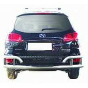 TrailFX 2130373083 Black Rear Skid Bar for Ford Escape