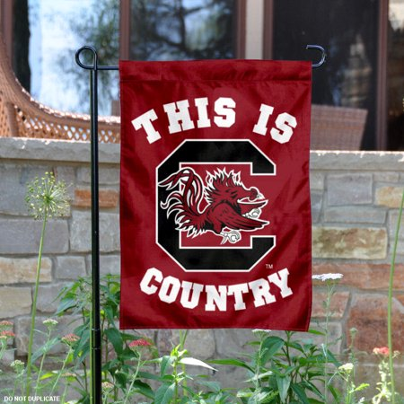 South Carolina Garden Flag (South Carolina Gamecocks This is Gamecocks Country 13