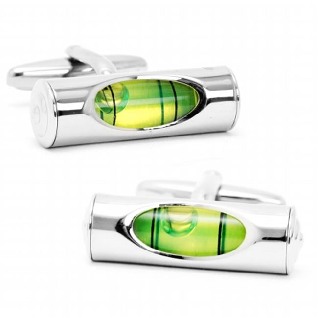 Cufflinks LVL-GRN-SL Working Level Cufflinks