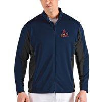St. Louis Cardinals Antigua Passage Full-Zip Jacket - Navy