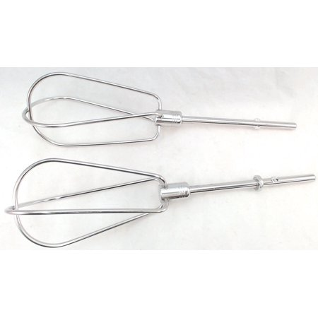 Hand Mixer Beater Set of 2, for KitchenAid, AP5684901, PS7783543, W10435488