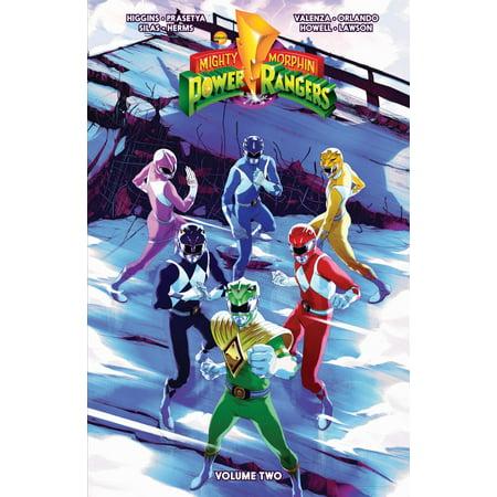 Mighty Morphin Power Rangers Vol. 2 (Paperback)