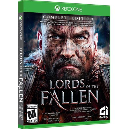 Lords of the Fallen-Complete Edition, City Interactive USA, Xbox One, 816293015108 Lord Of The Rings Role Playing Game
