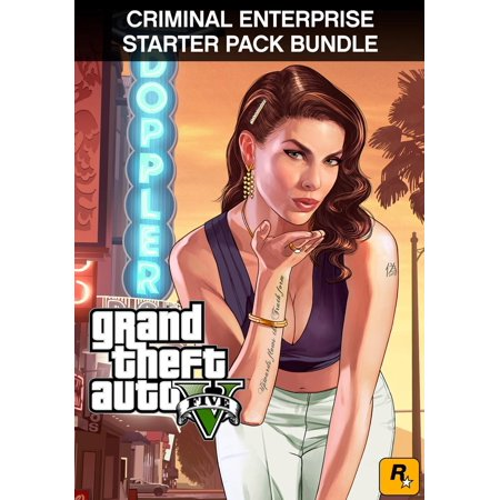GTA V + Grand Theft Auto Criminal Enterprise Starter Pack [Digital Download] - New Cars Gta 5 Halloween