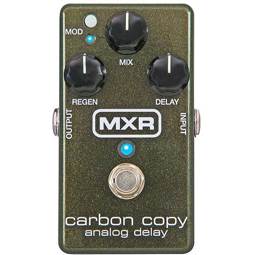 Dunlop MXR M169 Carbon Copy Analog Delay Pedal