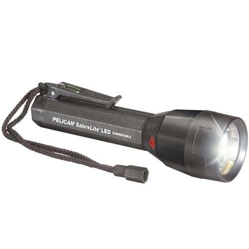 Pelican 2020 SabreLite Recoil LED Flashlight (Black)