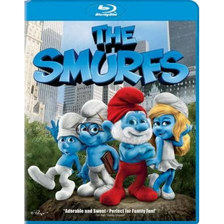 The Smurfs (Blu-ray)](Smurf Halloween Movie)