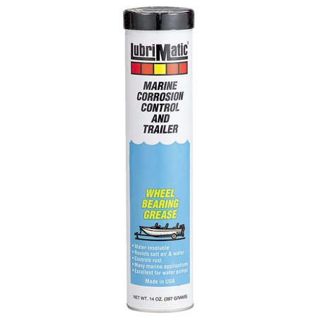 LubriMatic Marine Trailer Wheel Bearing Grease 14OZ