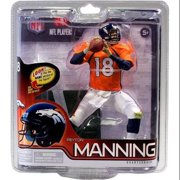 Peyton Manning Action Figure Orange Jersey Sports Picks Series 30 NFL