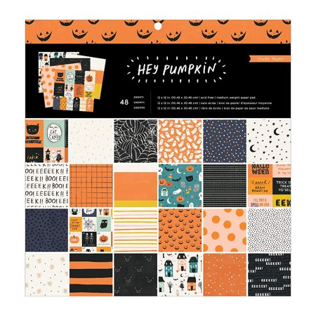 Egg Crate Halloween Crafts (American Crafts Crate Paper 12