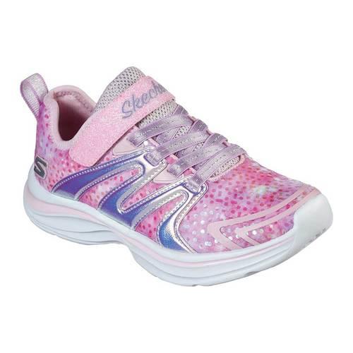 Skechers Girls' Skechers Double Dreams Unicorn Wishes Sneaker