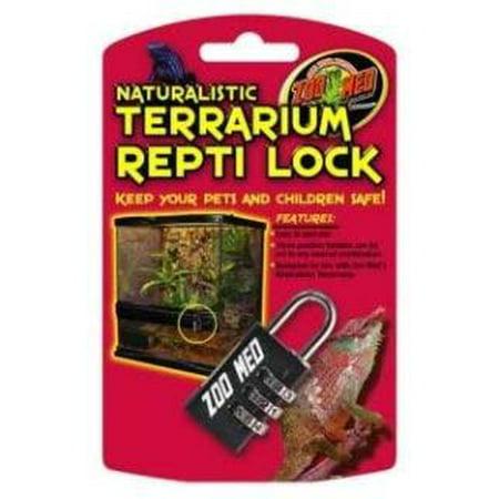 Terrarium Lock - ZooMed Naturalistic Terrarium Repti-Lock
